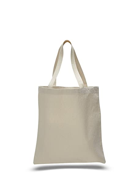 407de730f29 50 PACK Heavy Duty Canvas Tote Bags Wholesale Reusable Customizable Grocery  Shopping Tote Bags in Bulk