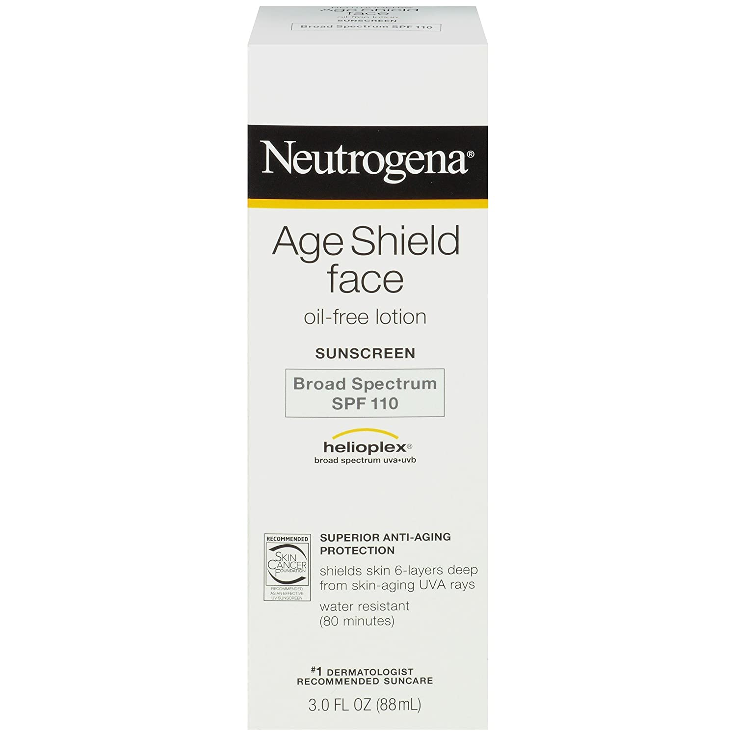 Neutrogena age shield face oil free for 110 window air conditioner walmart