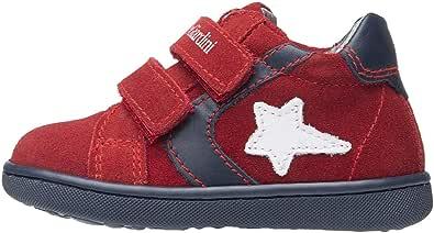 NeroGiardini A919000M Sneaker Baby Niño De Piel Y Ante