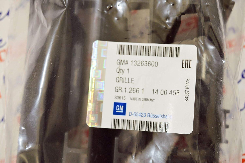 f/ür Frontsto/ßstange LSC 13263600 K/ühlergrill und Sensor