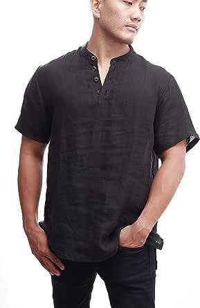 100% Hemp Fiber Shirt Environmentally Friendly Comfortable Moisture Wicking Strong and Soft