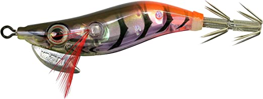 YO-ZURI MINI EGI SQUID 1.6-75mm 9 ORANGE JAPAN 4gr A1420 COLOR