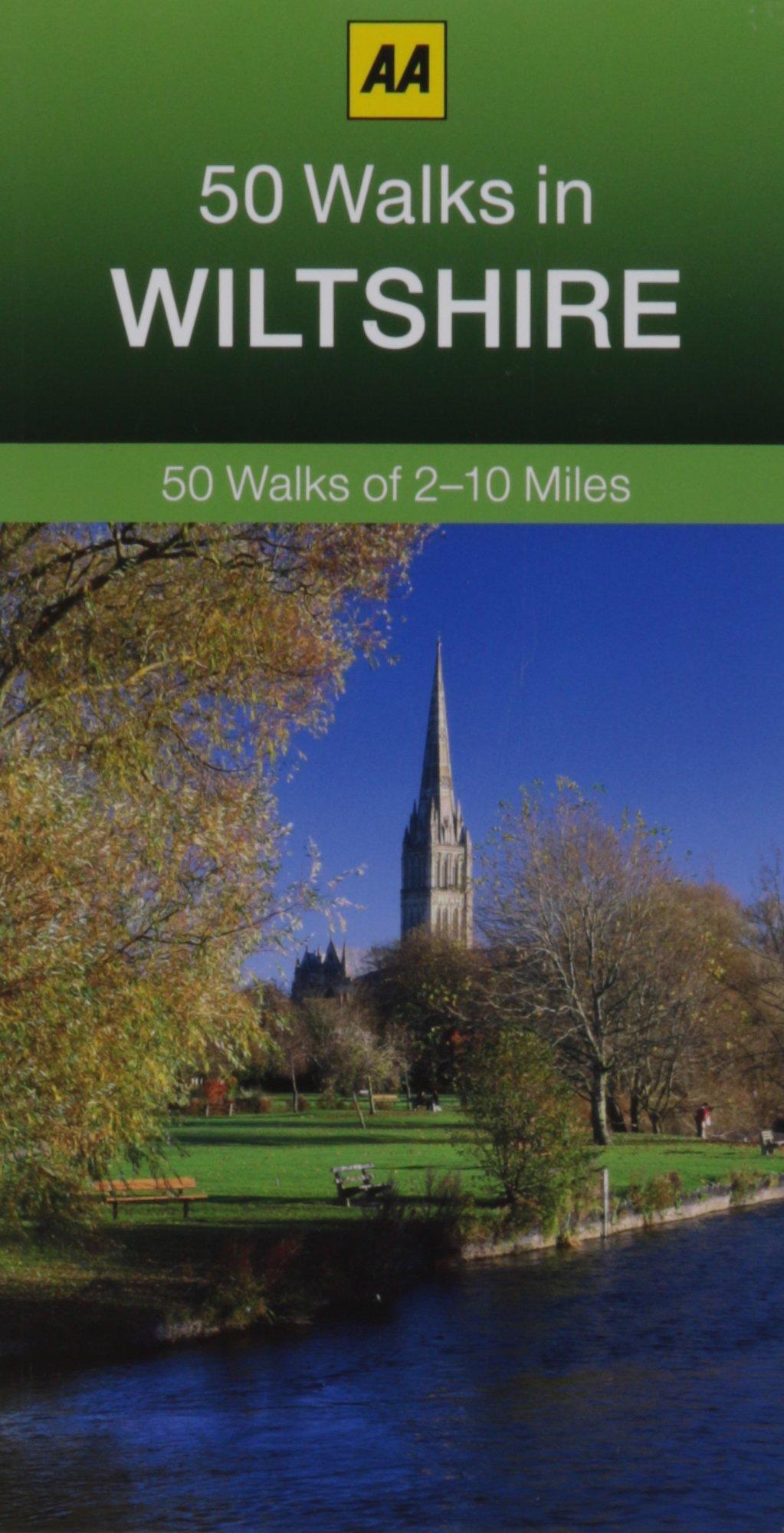Read Online 50 Walks in Wiltshire pdf epub