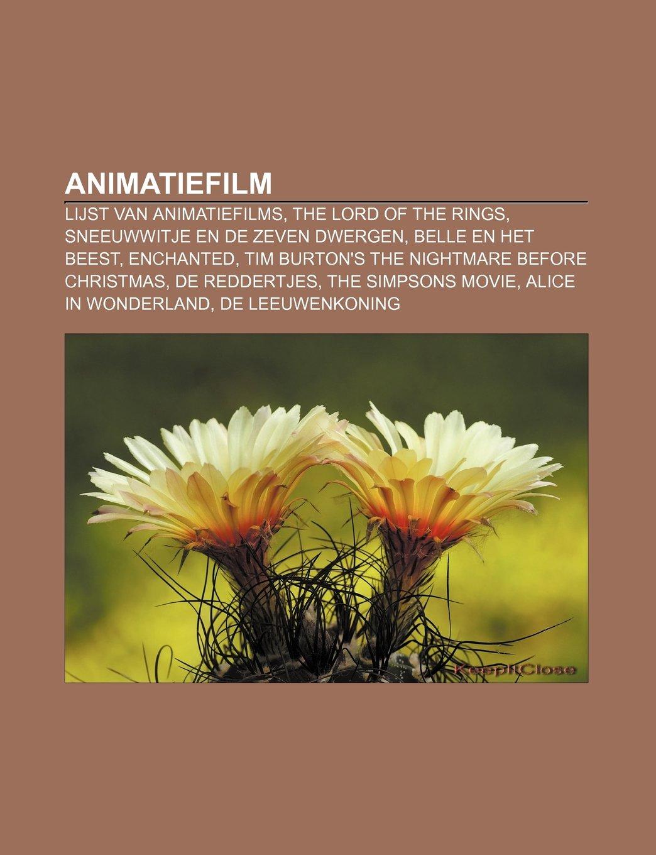 Animatiefilm: Lijst van animatiefilms, The Lord of the Rings ...