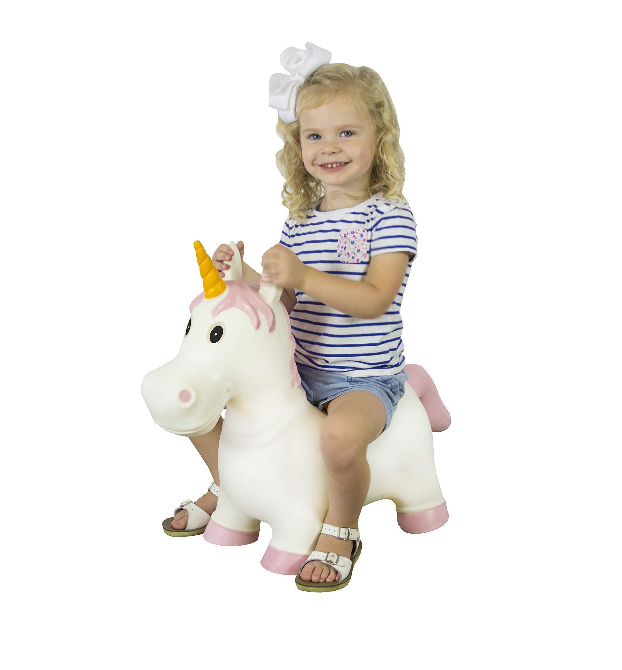 Big Country Farm Toys Unicorn - Kids Hopper Toys - Unicorn Hopper - Unicorn Toys by Big Country Toys