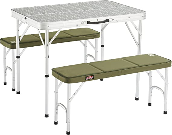 Coleman 205584 Mesa de Camping, Campingtisch Pack-Away(TM) Table ...