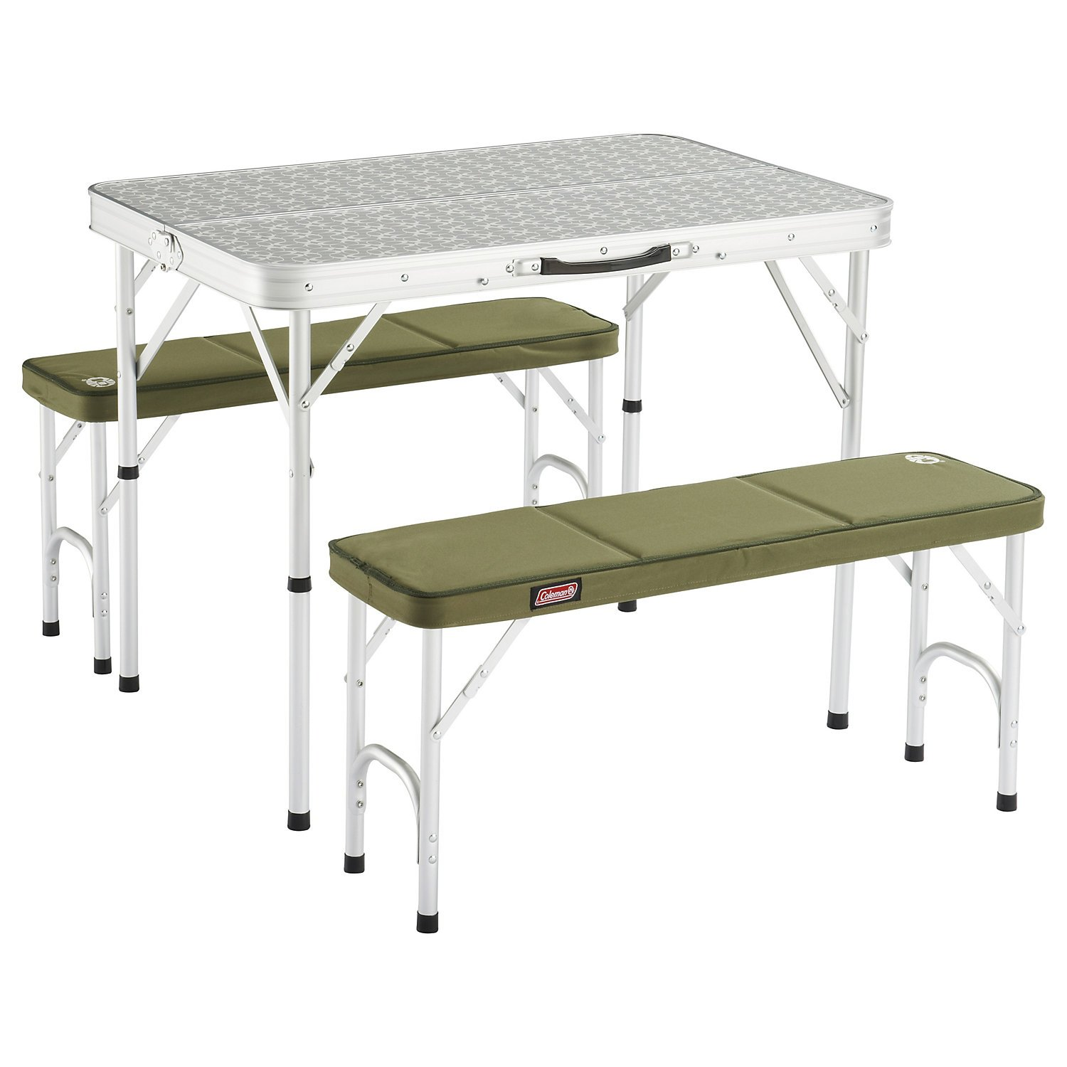 Coleman Pack Away Table for Four Amazon Sports & Outdoors
