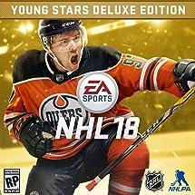 1b36e74b467 Amazon.com  NHL 18 - Young Stars Deluxe Edition - PS4  Digital Code ...