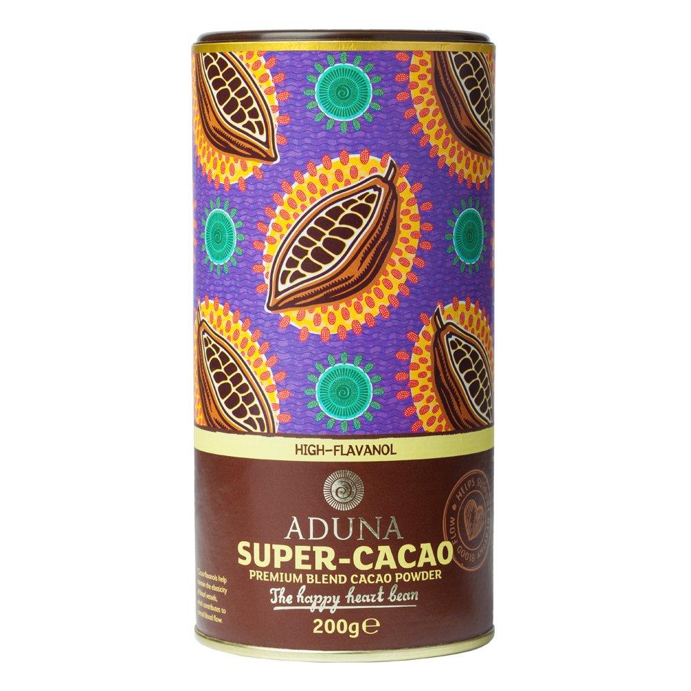 Aduna Super Cacao Premium Blend Cacao Powder 200g
