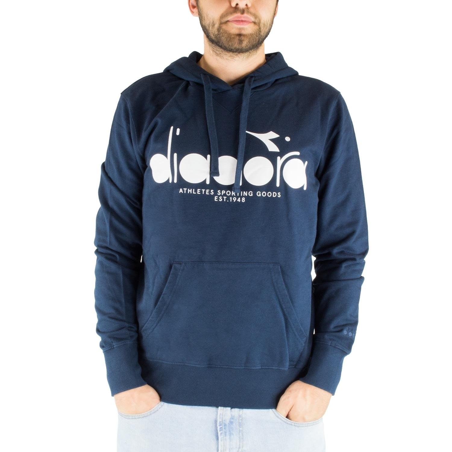 Diadora - Vlies Hooded Sweat BL für Mann