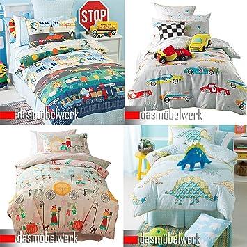 Hiccups Kinder Jugend Bettwasche 140x200 Cm Kinderbettwasche
