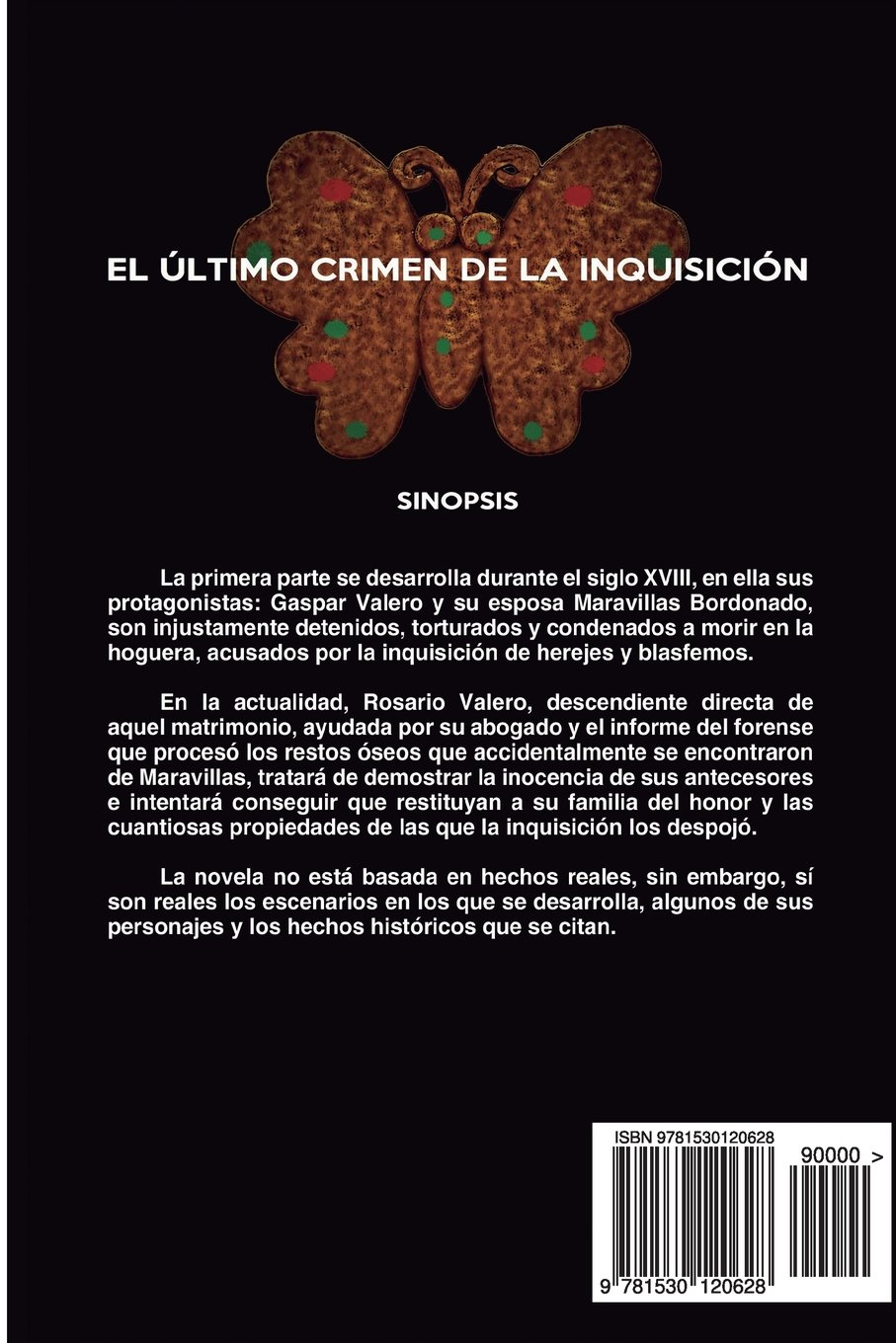 El último crimen de la Inquisición (Spanish Edition): Manuel Sánchez Pérez: 9781530120628: Amazon.com: Books