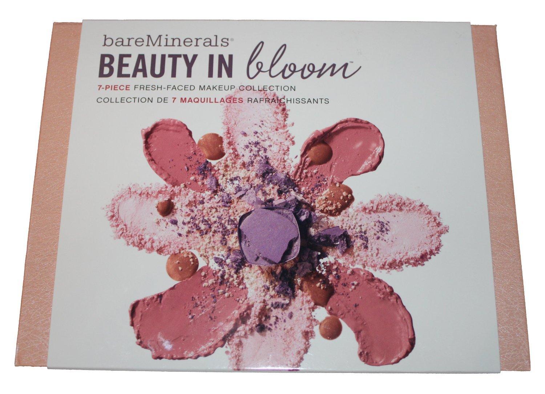 Amazon.com : bareMinerals Beauty in Bloom 7-Piece Makeup ...