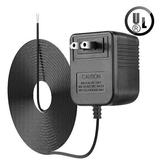 Surprising 24V Doorbell Transformer Agptek 315 C Wire Power Adapter Wiring Digital Resources Aeocykbiperorg