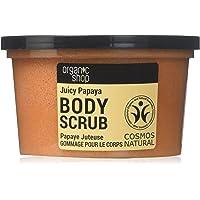 Organic Shop Body Scrub Natural Juicy Papaya and Sugar 250 ml