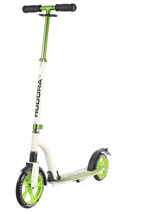 Hudora Big Wheel Bold Cushion Universal Verde - Scooters ...