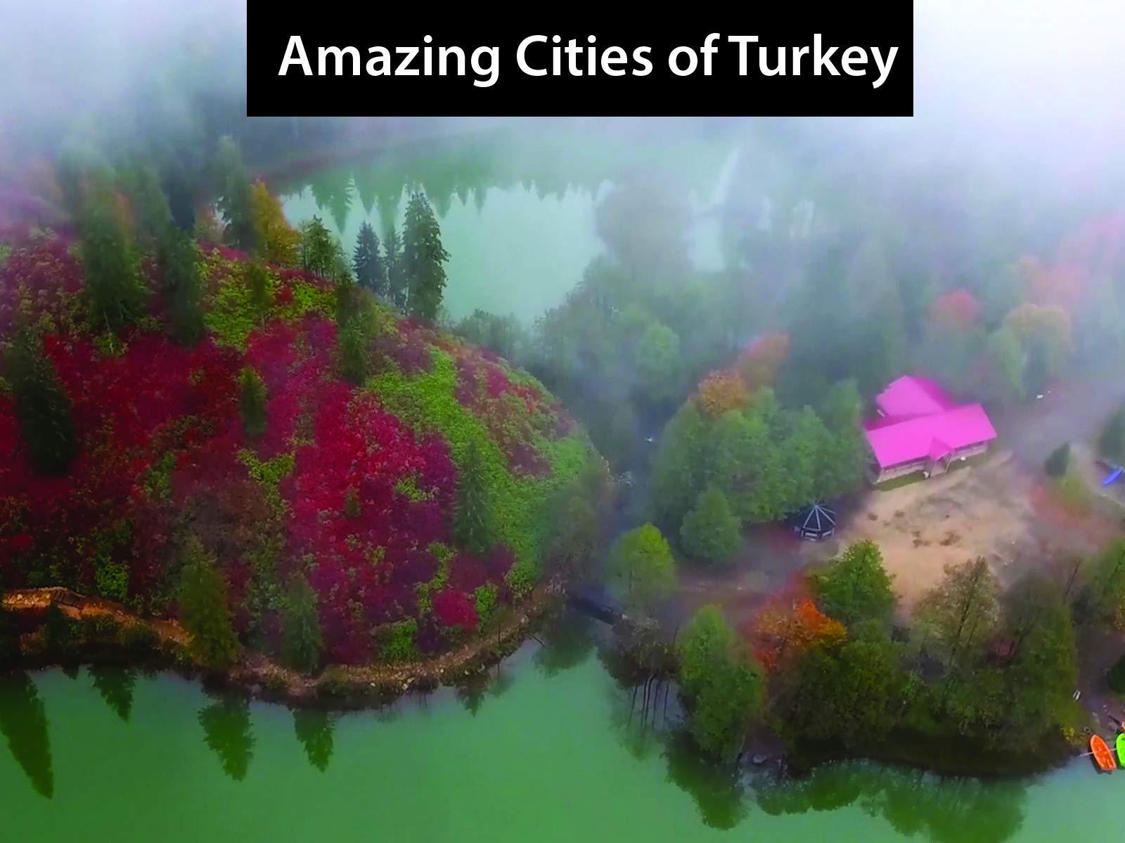Amazing Cities of Turkey on Amazon Prime Video UK