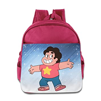 ec13d76aa4e0 Boomy Steven Universe Happy Child Backpack For 3-6 Years Old Childrens Pink  Size One