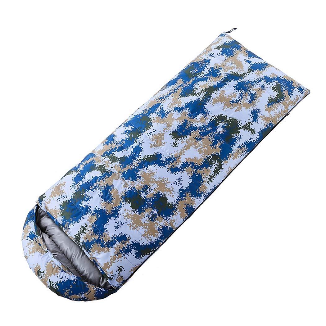 MISS&YG Warmer und Leichter Schlafsack-mit Einem Einem Einem Kompressionstasel, der für Reisen, Camping, Wandern, Indoor-und Outdoor-Aktivitäten geeignet ist B07PRG7369 Mumienschlafscke Ab dem neuesten Modell 87c535