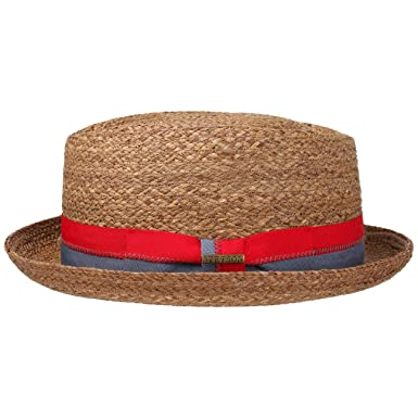 0b9d2cf35e44dd Stetson Laverne Diamond Raffia Hat Sun Beach: Amazon.co.uk: Clothing