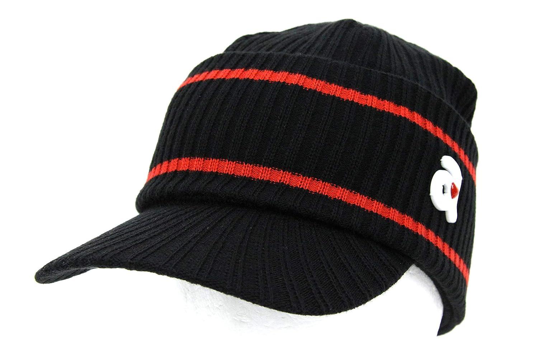 つば付きキャップ レディース アルチビオ archivio ゴルフ a910010 ブラック(001) F(00)
