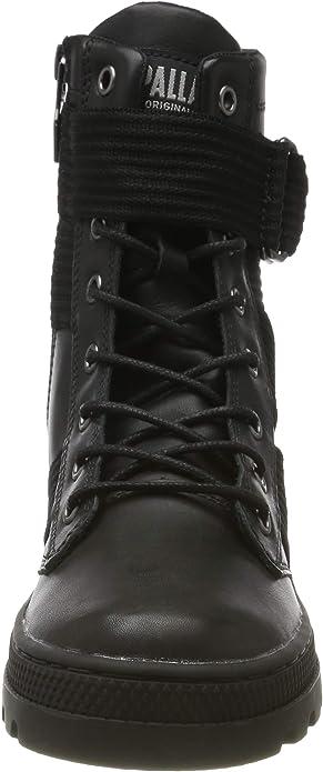 Palladium Pallabosse Tact PC Tx Chaussures Haut Top Baskets Femmes Bottes 95946