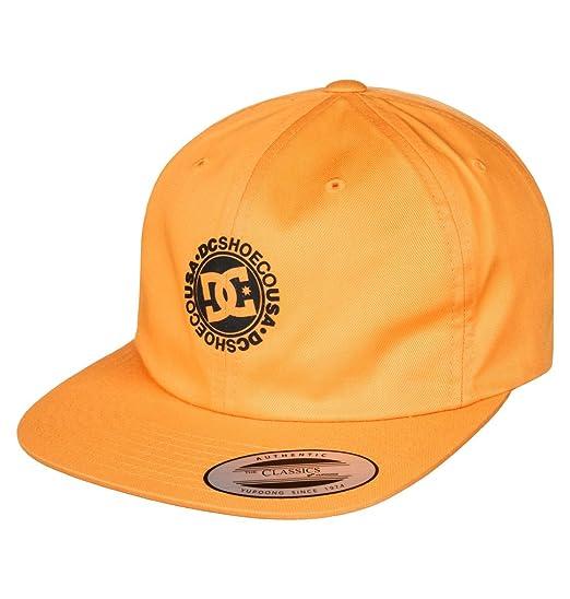 DC Shoes - Gorra de béisbol - para Hombre Dorado Talla única ...