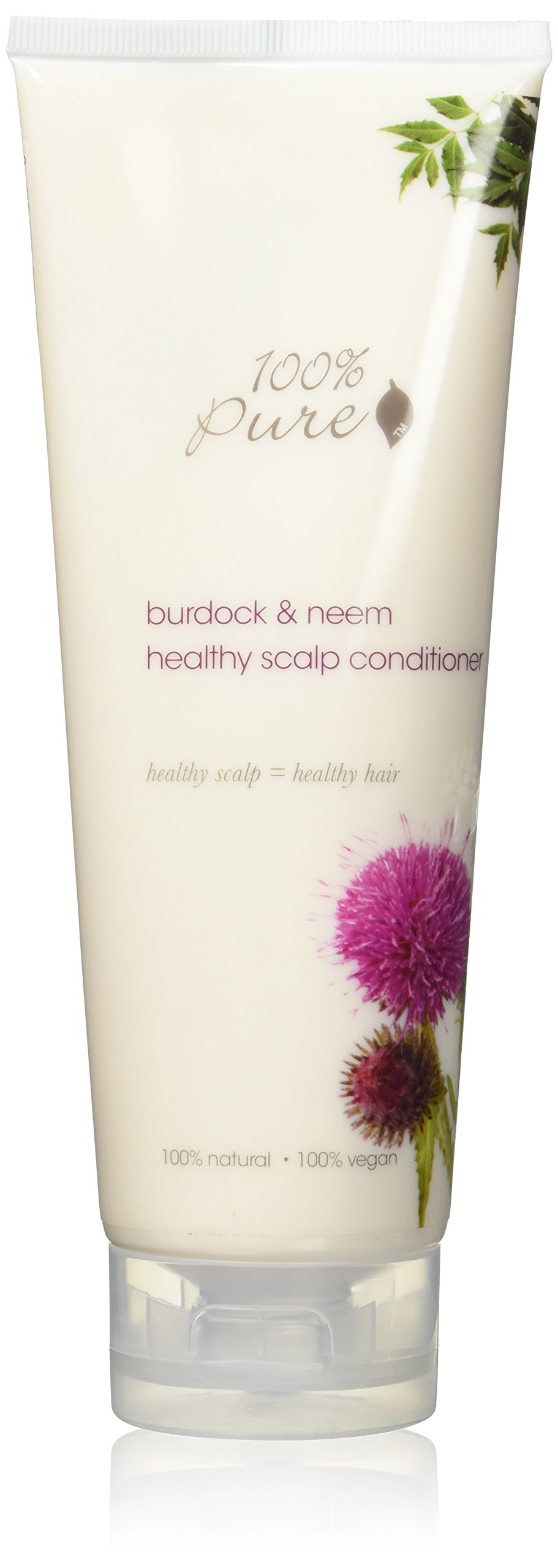 Conditioner Burdock & Neem By 100% Pure 8 oz.