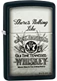 Zippo Jack Daniel's Label Regular Lighter