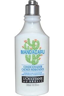 73124137d21 L'Occitane au Brésil Mandacaru Hydrated Curls Hair Conditioner 300 ml