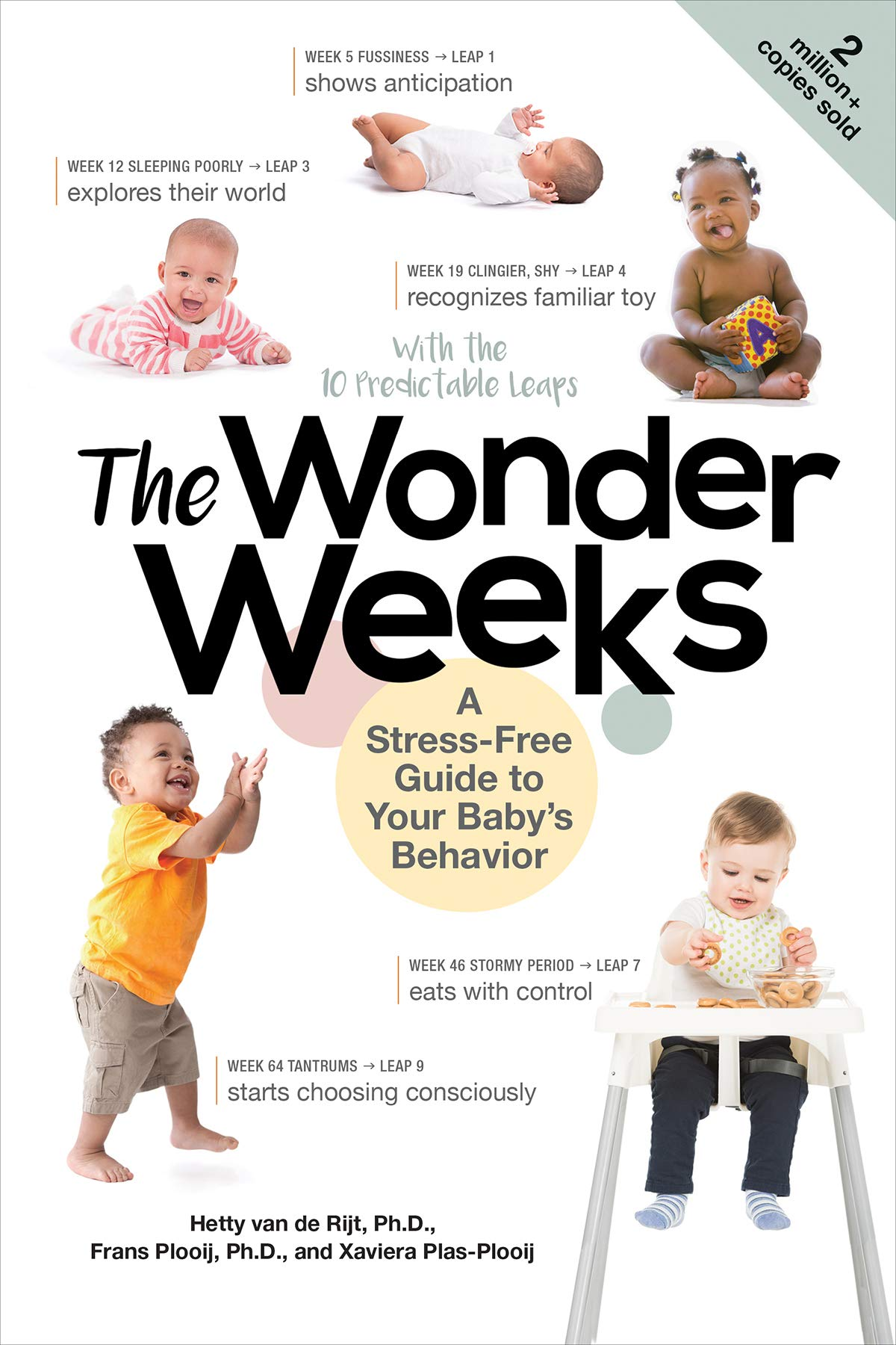 The Wonder Weeks: A Stress-Free Guide to Your Baby's Behavior (6th Edition) by Countryman Press