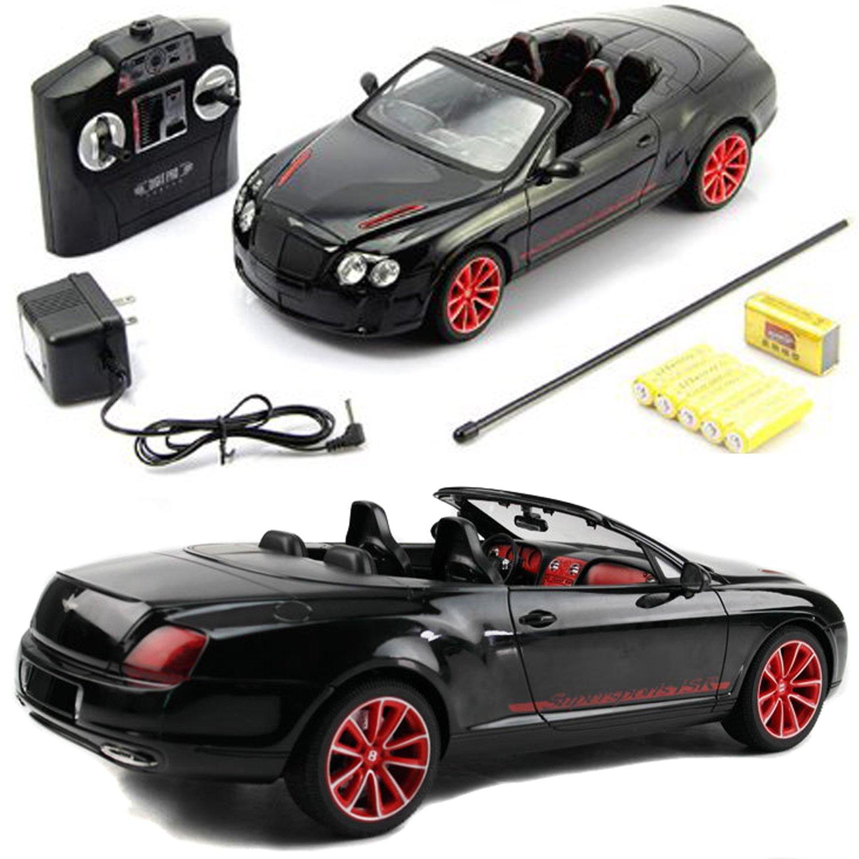 Amazon Radio Remote Control Model Car 1 14 Bentley Continental