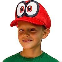 Bioworld Nintendo Super Mario Odyssey Youth Kids Cappy Hat