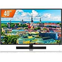 "Tv Samsung 40"" Led Fhd - 2X Hdmi - Usb - Hg40Nd460Sgxzd, Preto"