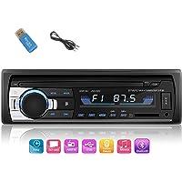 iWalker Autoradio de Coche, 60W×4 Manos Libres Radio