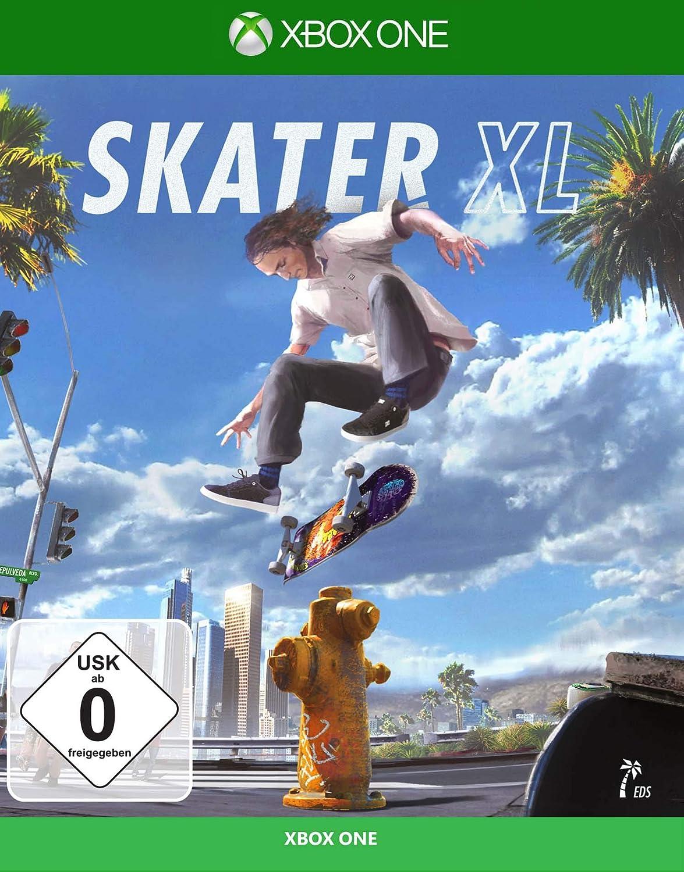 Skater XL PS4 (Kopie)