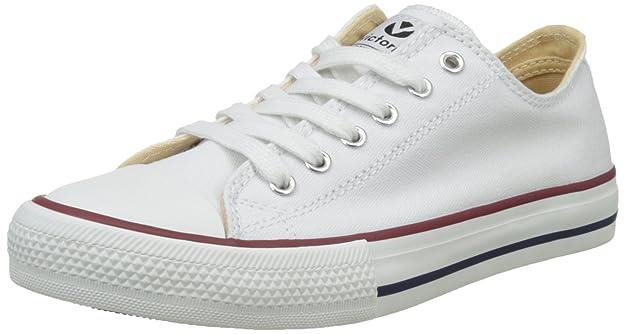 Victoria Zapato Basket Autoclave, Zapatillas Altas para Mujer