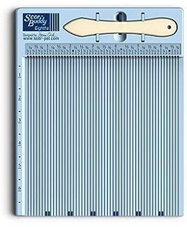 54-00101 Ek Tools Mini Scoring Board 7.5 x 9.75 inch scoring board