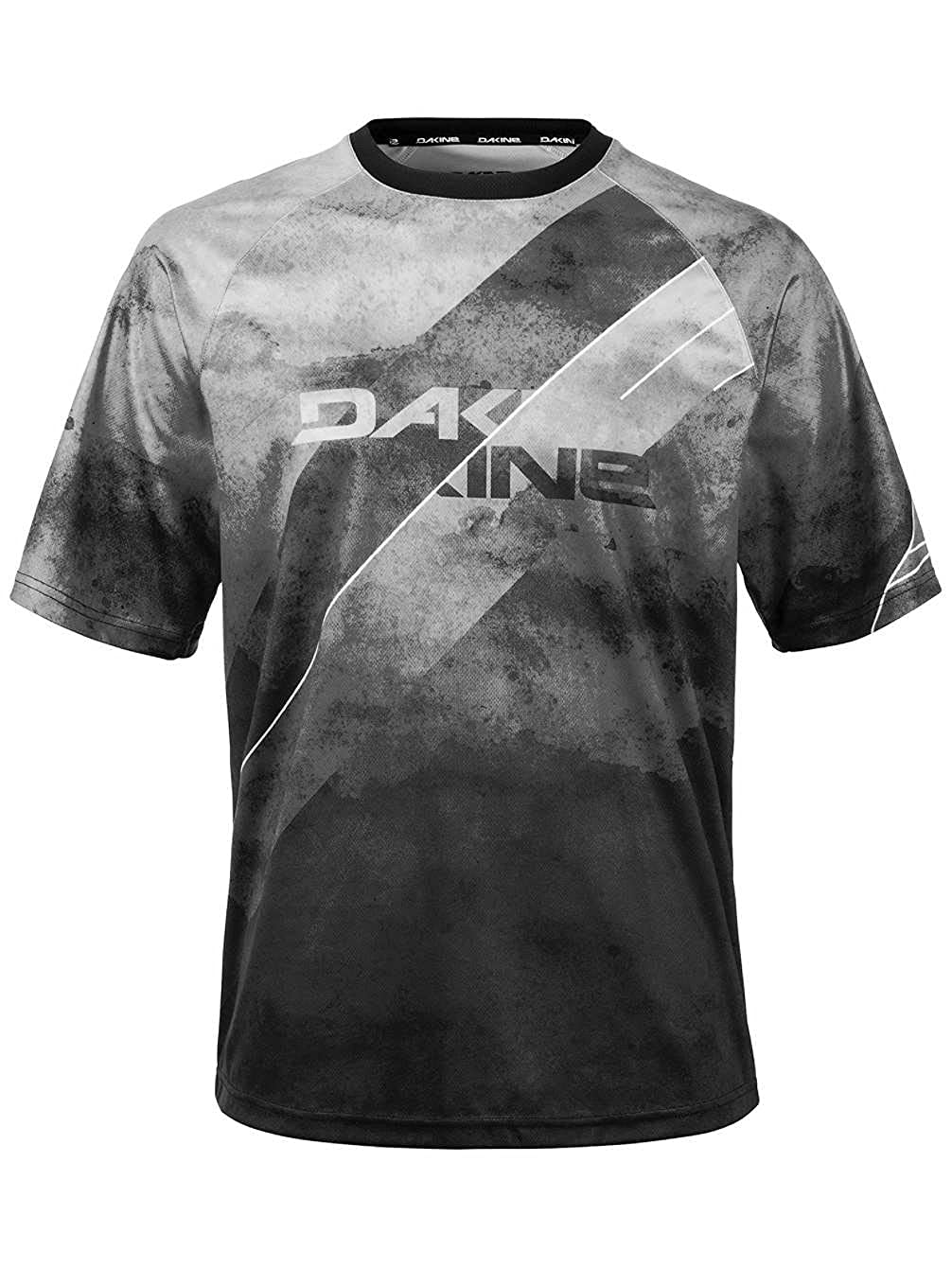 Dakine SHIRT メンズ Small ブラック/ホワイト B079TJWPJR