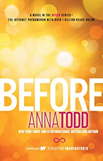After (1) (The After Series): Anna Todd: 8601418378976