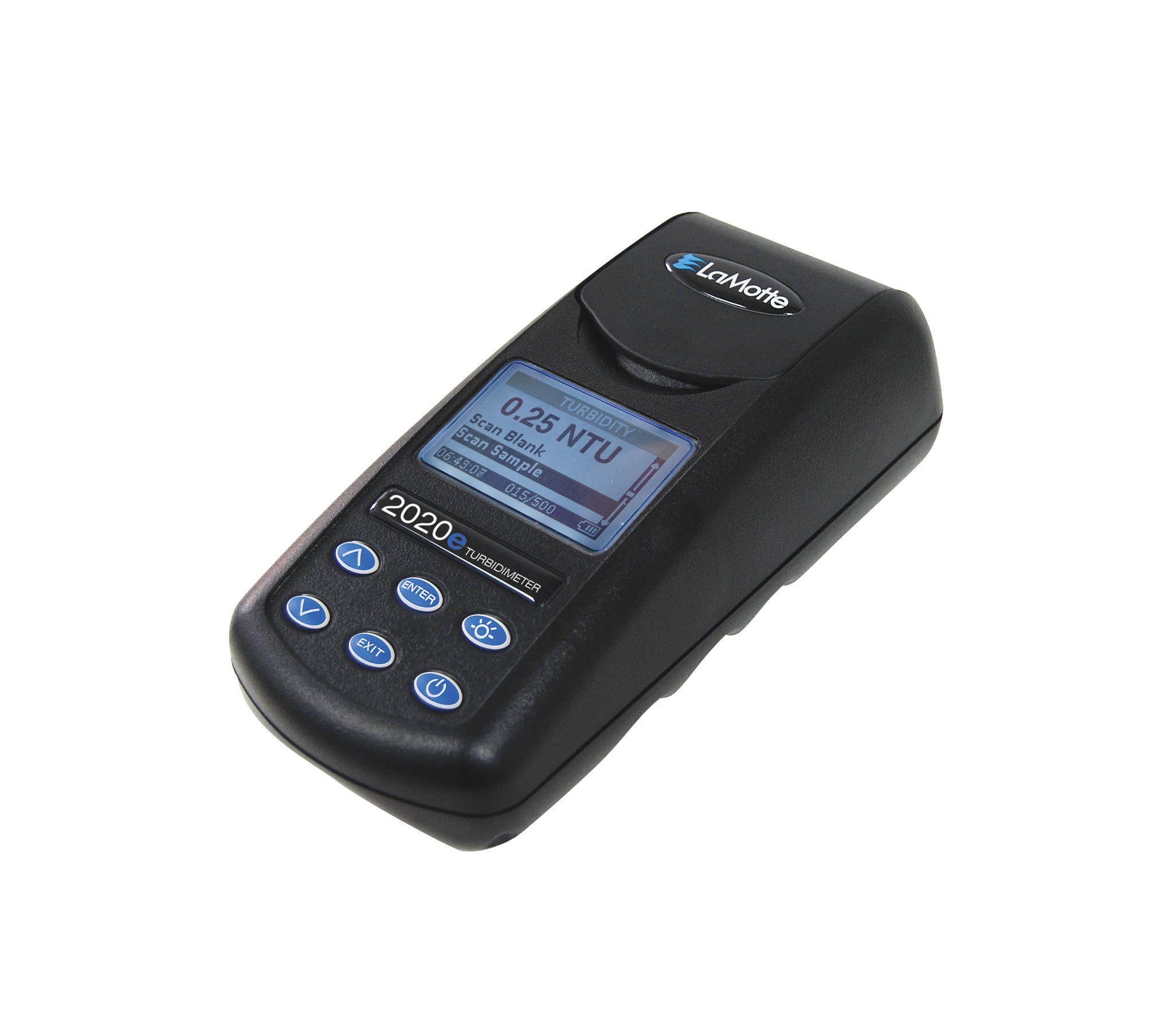 LaMotte 1970-EPA Model 2020we Portable Turbidity Meter Kit Complies with USEPA 180.1 Standard