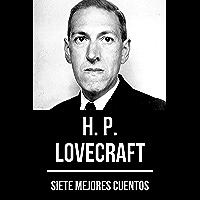 7 mejores cuentos de H. P. Lovecraft (Spanish Edition) book cover