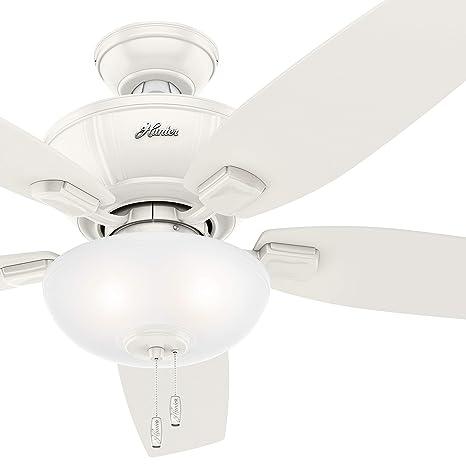 Amazon.com: Hunter Fan - Ventilador de techo para interior ...