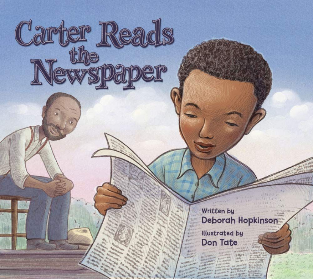 Image result for carter reads the newspaper amazon