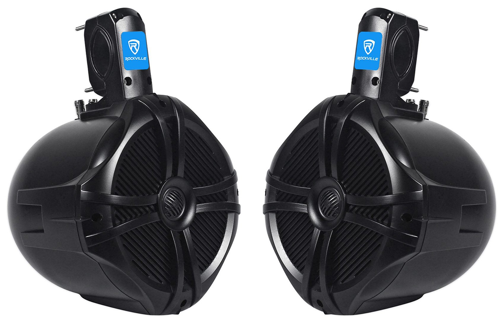 Can-Am MAVERICK X3/X3 Max Boss Bluetooth Controller+(2) 8'' 300w Tower Speakers by BOSS (Image #8)