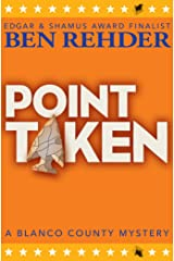 Point Taken (Blanco County Mysteries Book 10) Kindle Edition