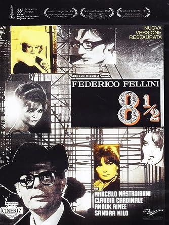 Amazon.com: fellini - otto e mezzo dvd Italian Import: marcello ...