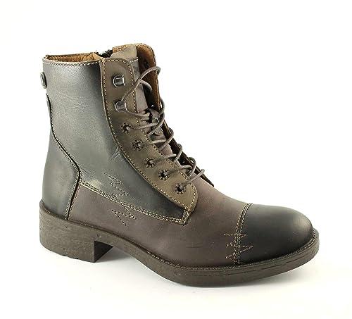 IGI & CO 48,551 t. mujer zapatos botines marrones bisagra anfibio 40