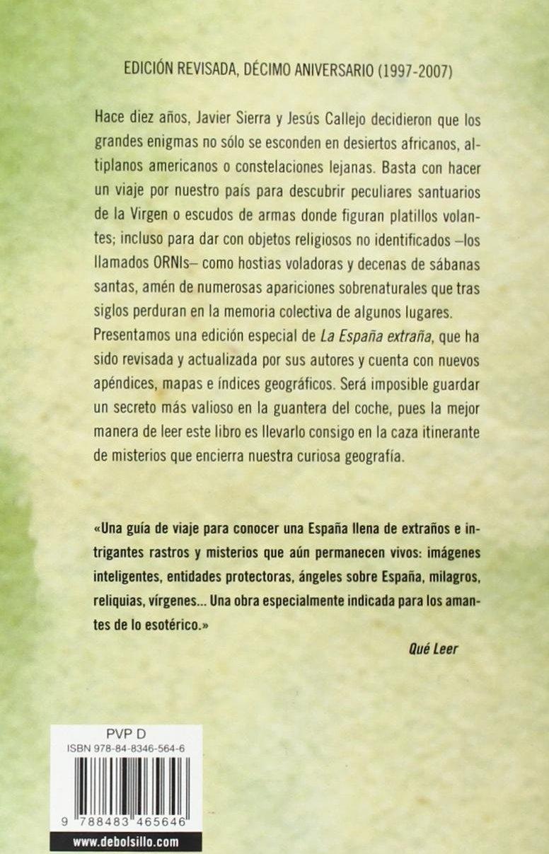 La España extraña (BEST SELLER): Amazon.es: Callejo, Jesús, Sierra, Javier: Libros