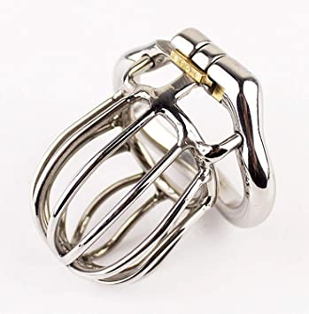 Tccn Tshirt Best Male Toy Sex Stealth Lock Chastity Cage Stainless Steel Male Chastity Device